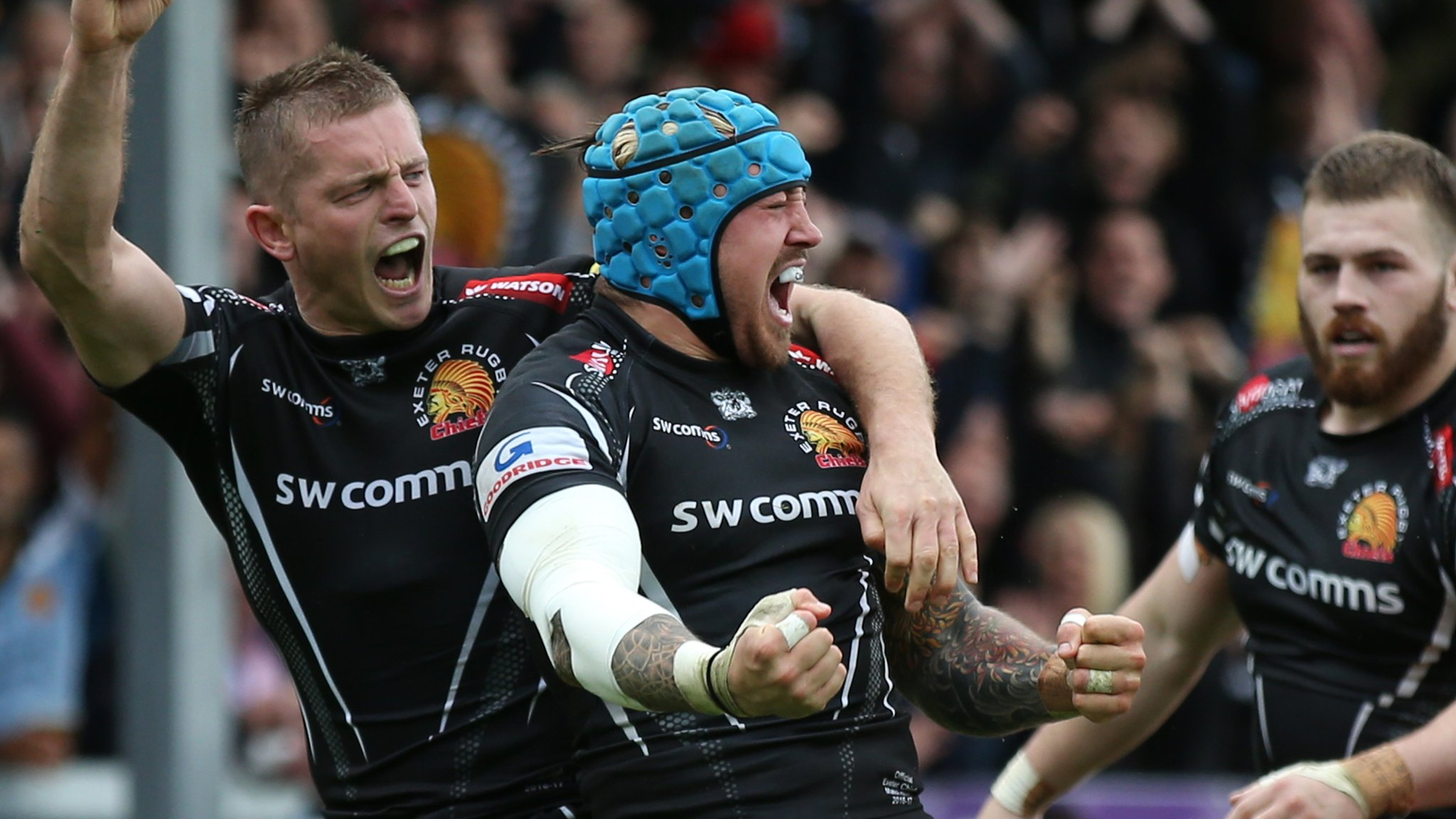 It will be tight but I fancy Exeter in Premiership final - Guscott