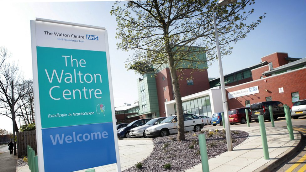 Liverpool brain injury hospital rated 'outstanding'