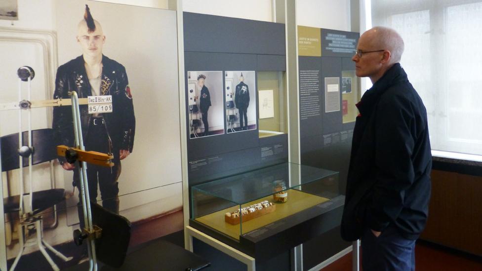 Museo de la Stasi en Berlín