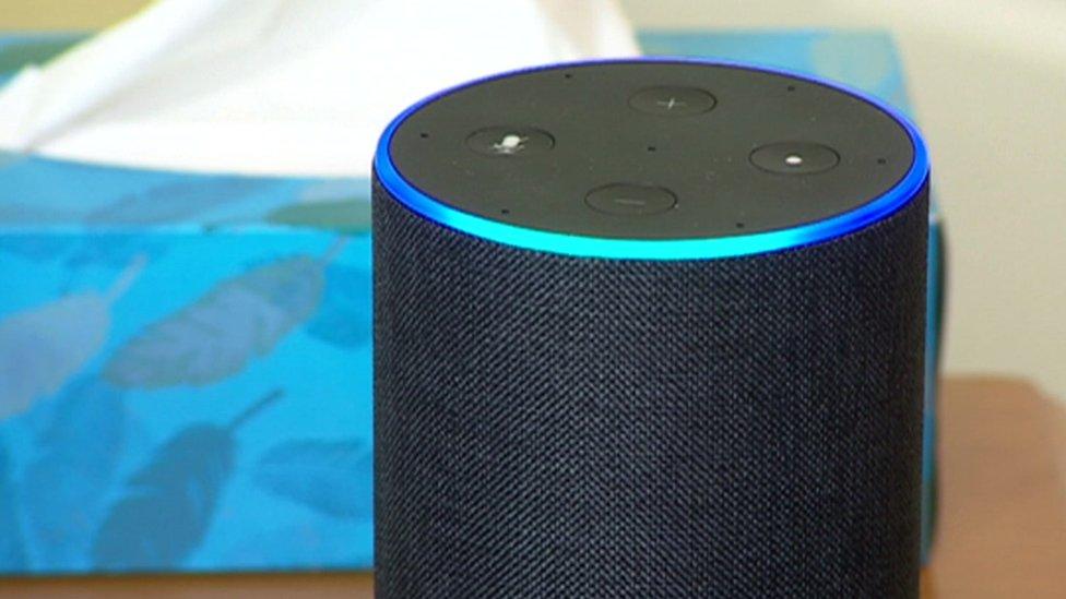 Amazon Echo trial to help