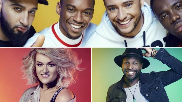 The X Factor 2017: Who are the finalists in the live shows? - CBBC