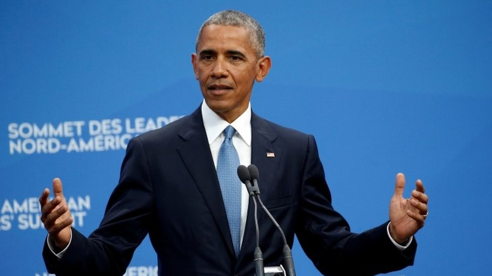 Brexit: Obama warns on global growth after British vote