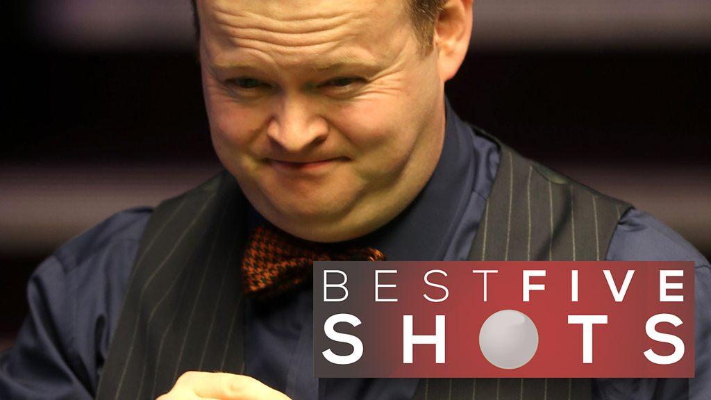 World Snooker Championship 2018: Jamie Jones stuns Shaun Murphy