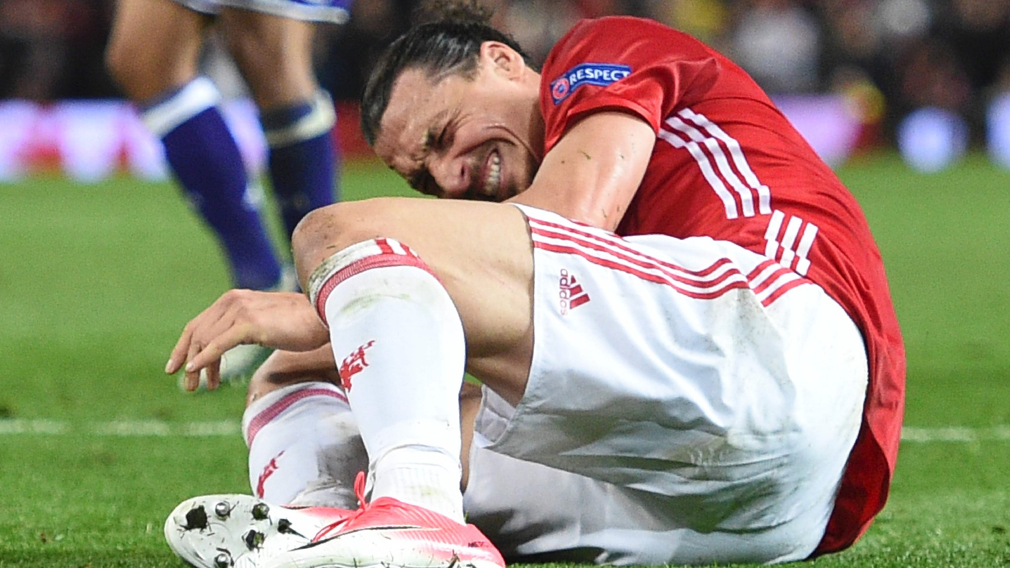 I will come back even stronger - Ibrahimovic