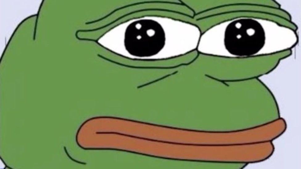 Pepe the Frog meme branded a 'hate symbol'