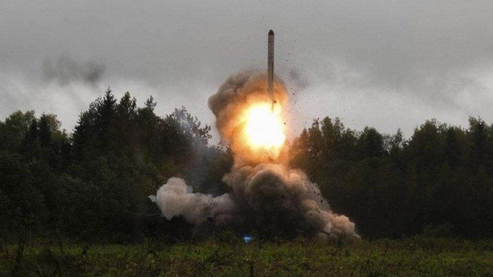 US Pentagon urges missile defence sensors in space