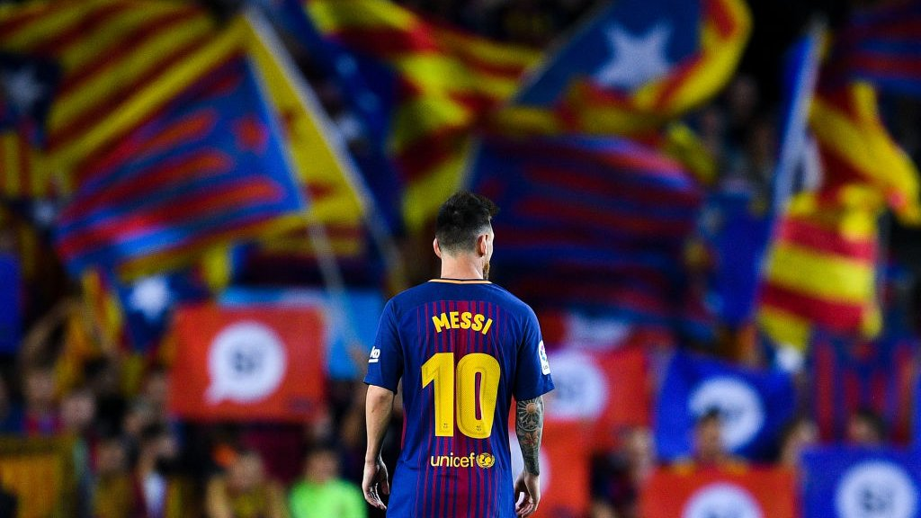Would an independent Catalonia deprive La Liga of Barca?