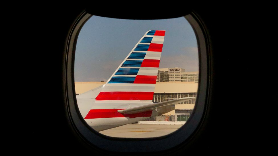 de223c68031b8d American Airlines extends Boeing 737 Max flight cancellations - The airline  is grounding its fleet until 19 August while Boeing develops a software  upgrade.