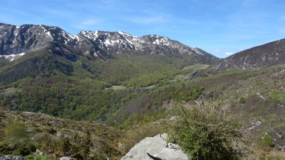Microplastics found in 'pristine' Pyrenees mountains