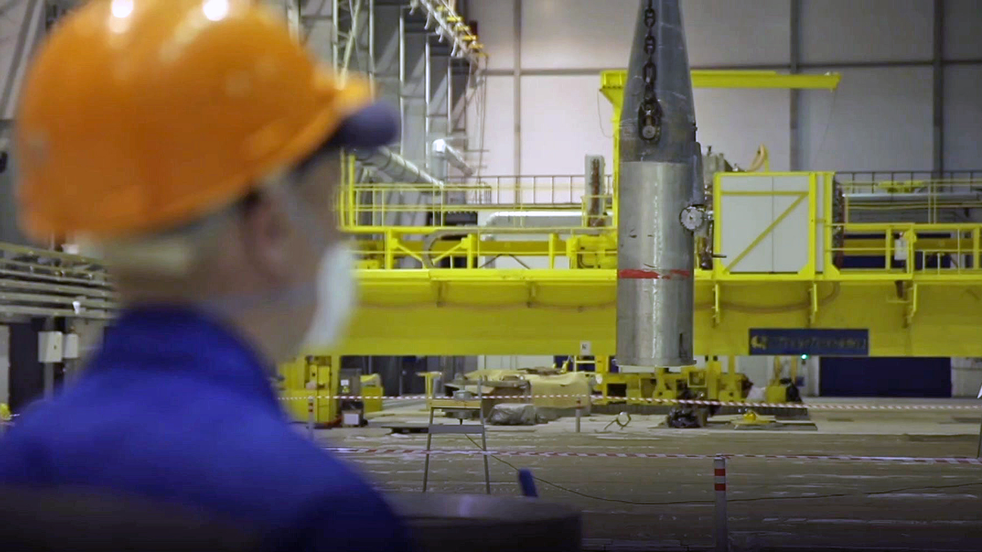 £100m from West to clean up Russian nuclear base