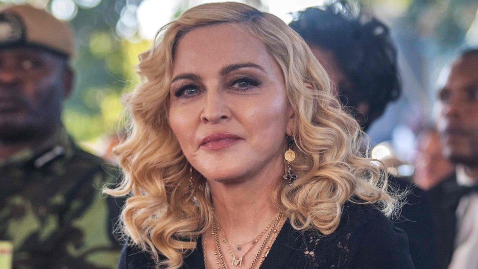 Madonna and Malawi twins accept damages