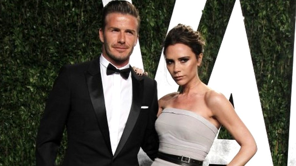 BBC News - David Beckham on why marriage with Victoria succeeds