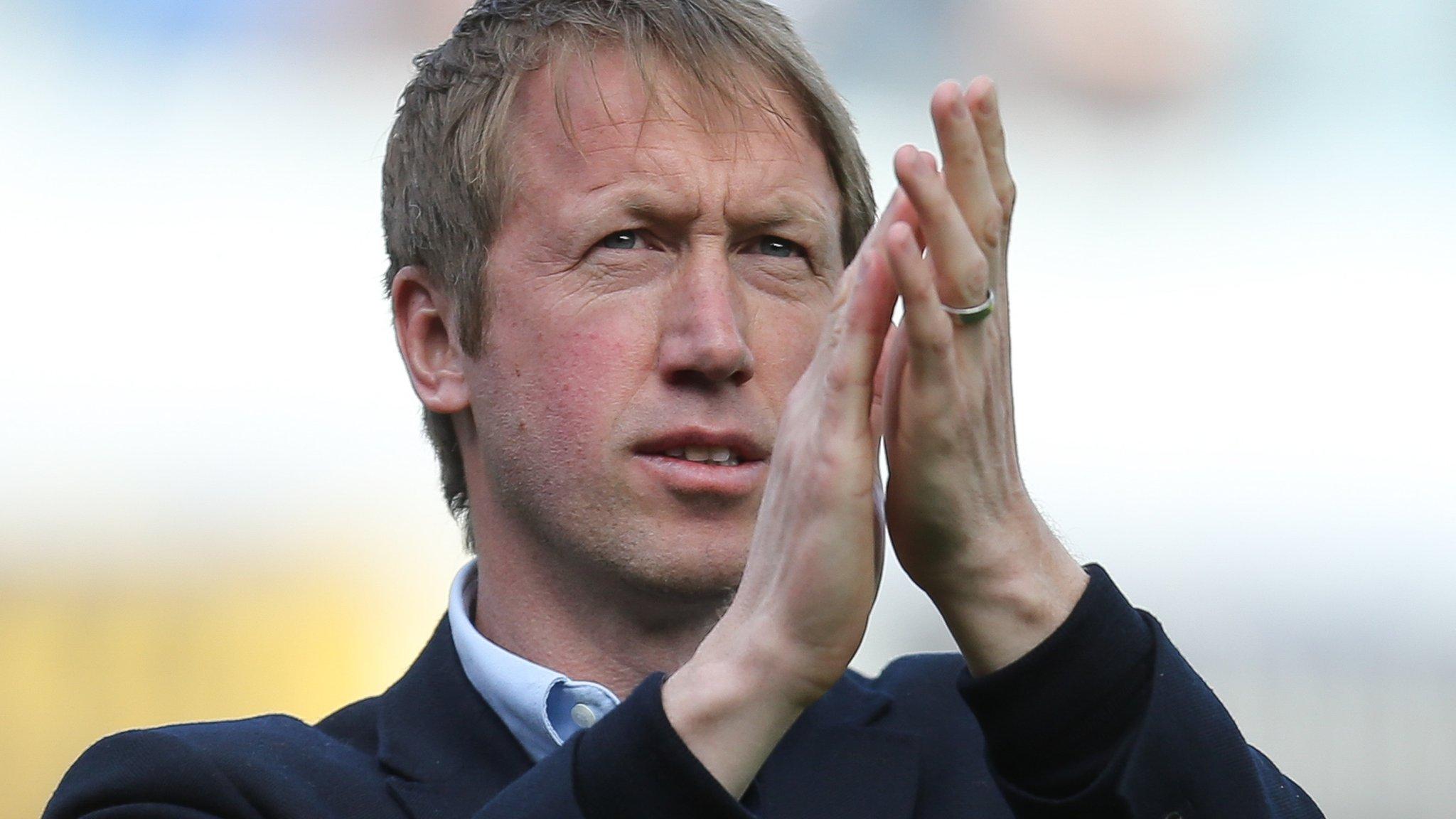Graham Potter: Swansea City boss plans to stay despite Celtic link
