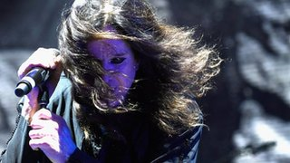 BBC News - Ozzy expects to 'shed a few tears' at Black Sabbath farewell show