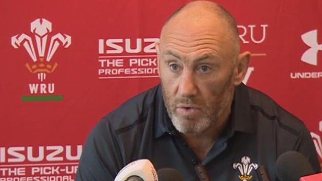 Wales not far from World Cup pack - Robin McBryde