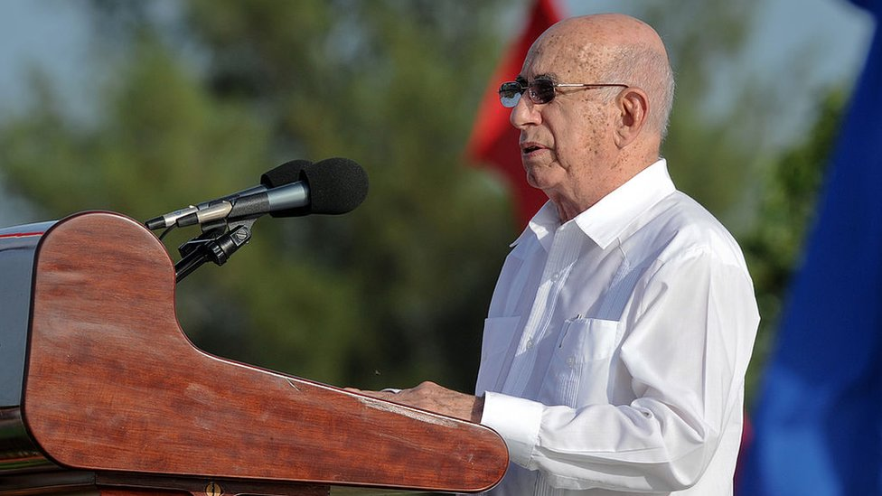 José Ramón Machado Ventura.