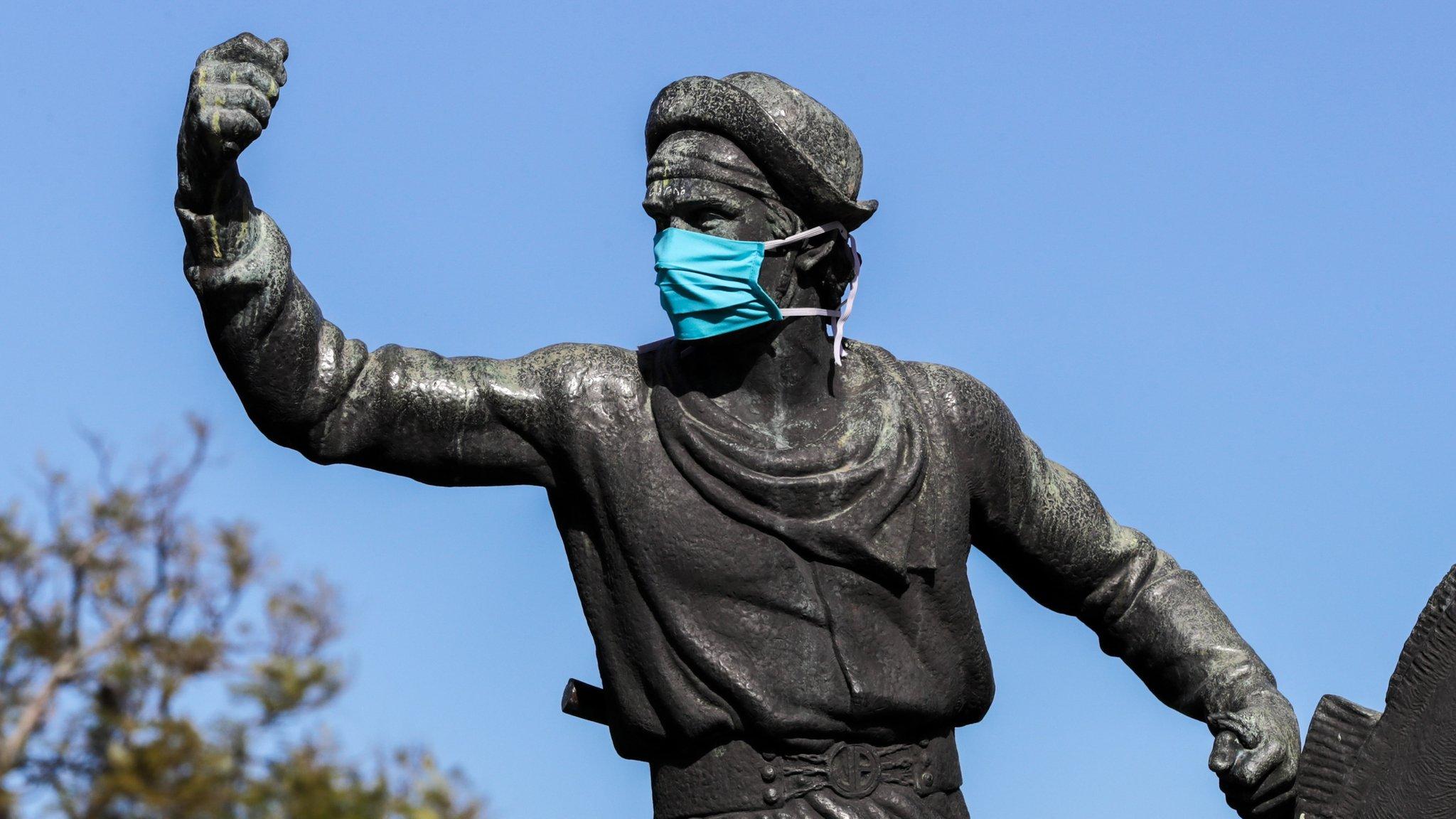 Coronavirus en Uruguay: la singular y exitosa estrategia del país para contener la pandemia sin cuarentena obligatoria - BBC News Mundo