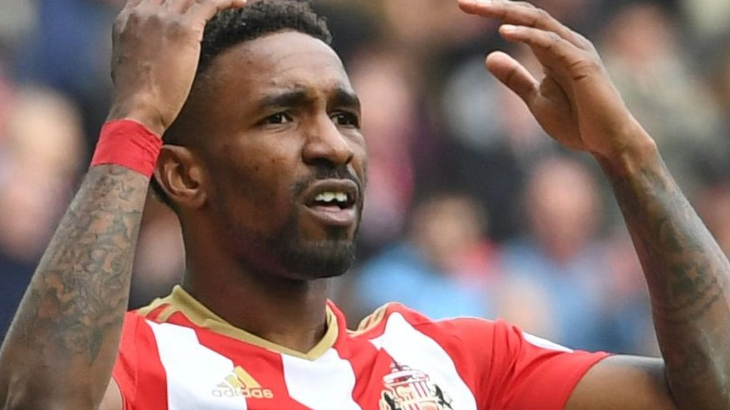 Sunderland relegated from Premier League after Bournemouth defeat