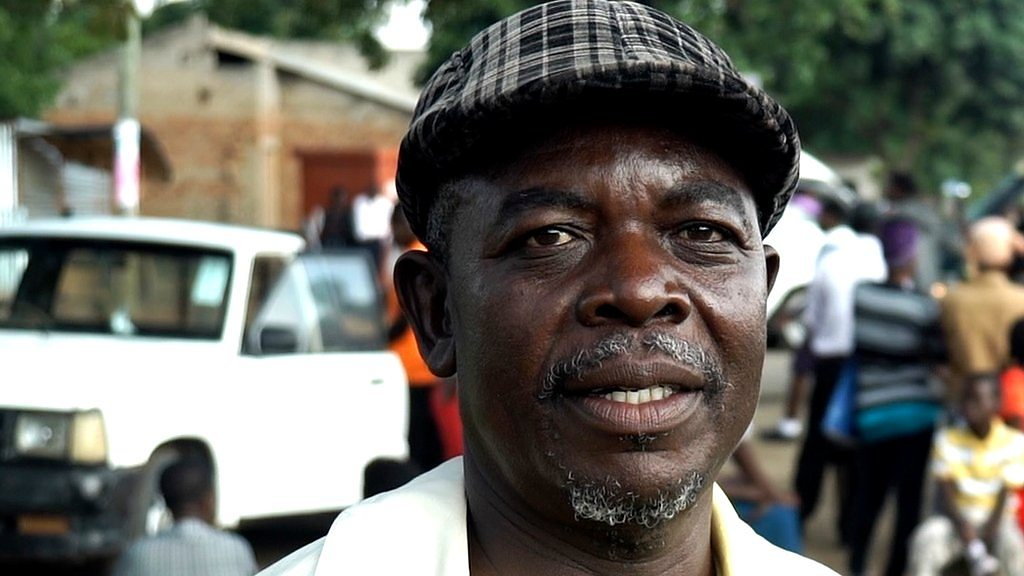 Zimbabweans share hopes under President Emmerson Mnangagwa