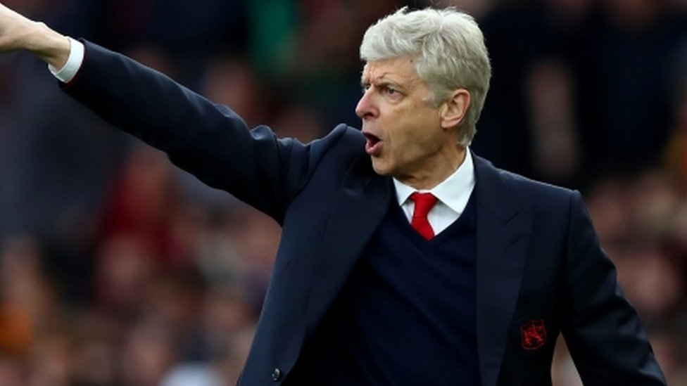 Tottenham v Arsenal: Arsene Wenger wants fight in derby match