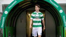 New Celtic signing Ryan Christie
