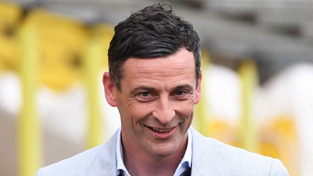 Jack Ross: Sunderland given permission by St Mirren to speak to boss