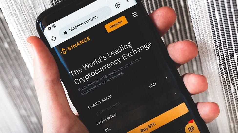 binance bitcoin di trading)