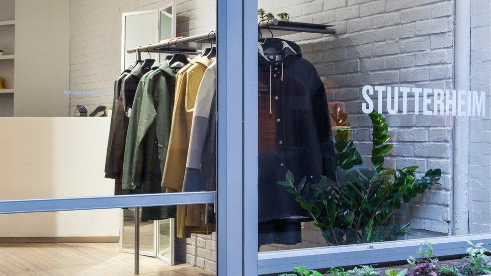 La empresa posee solo dos tiendas físicas, una en Estocolmo y otra en Nueva York. (Foto: Stutterheim)