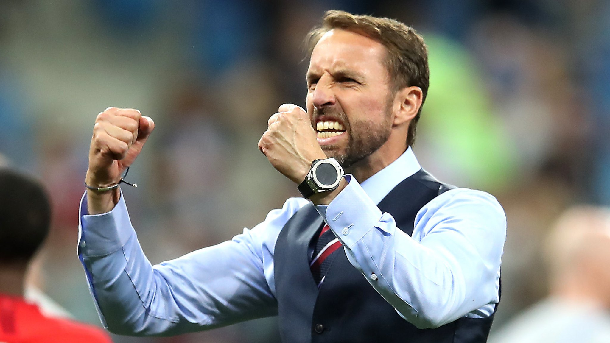 I'd have been proud of players even if we'd drawn - Southgate