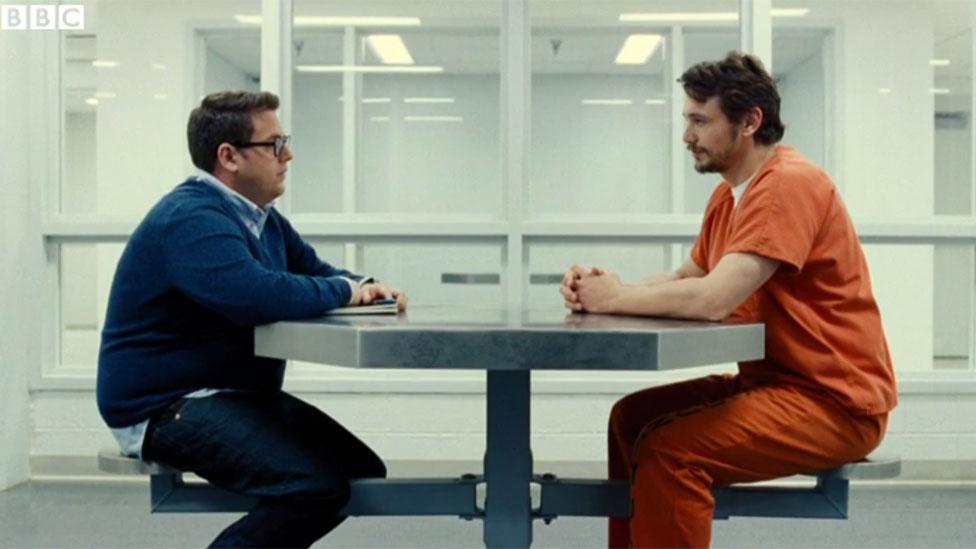 "Jonah Hill y James Franco en ""True Story"" (Foto: Fox Searchlight Pictures)"