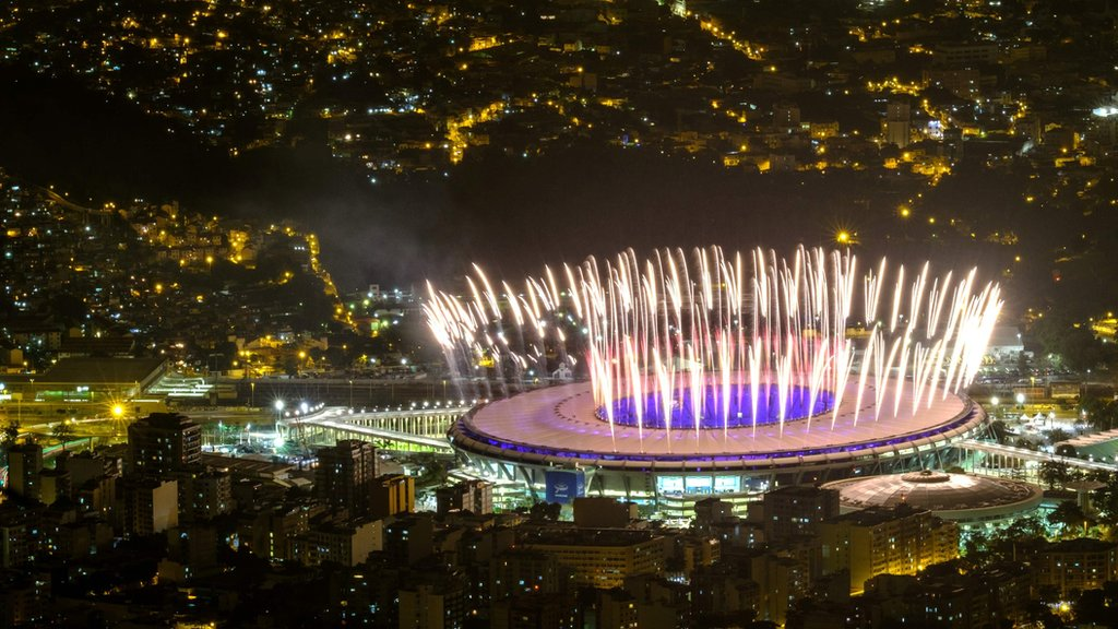 Rio 2016: City hopes to win hearts with 'budget' ceremony