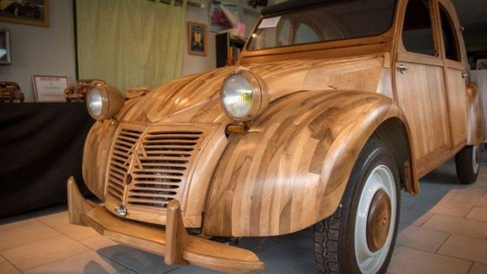 Автомобілі з дерева: за ними майбутнє?