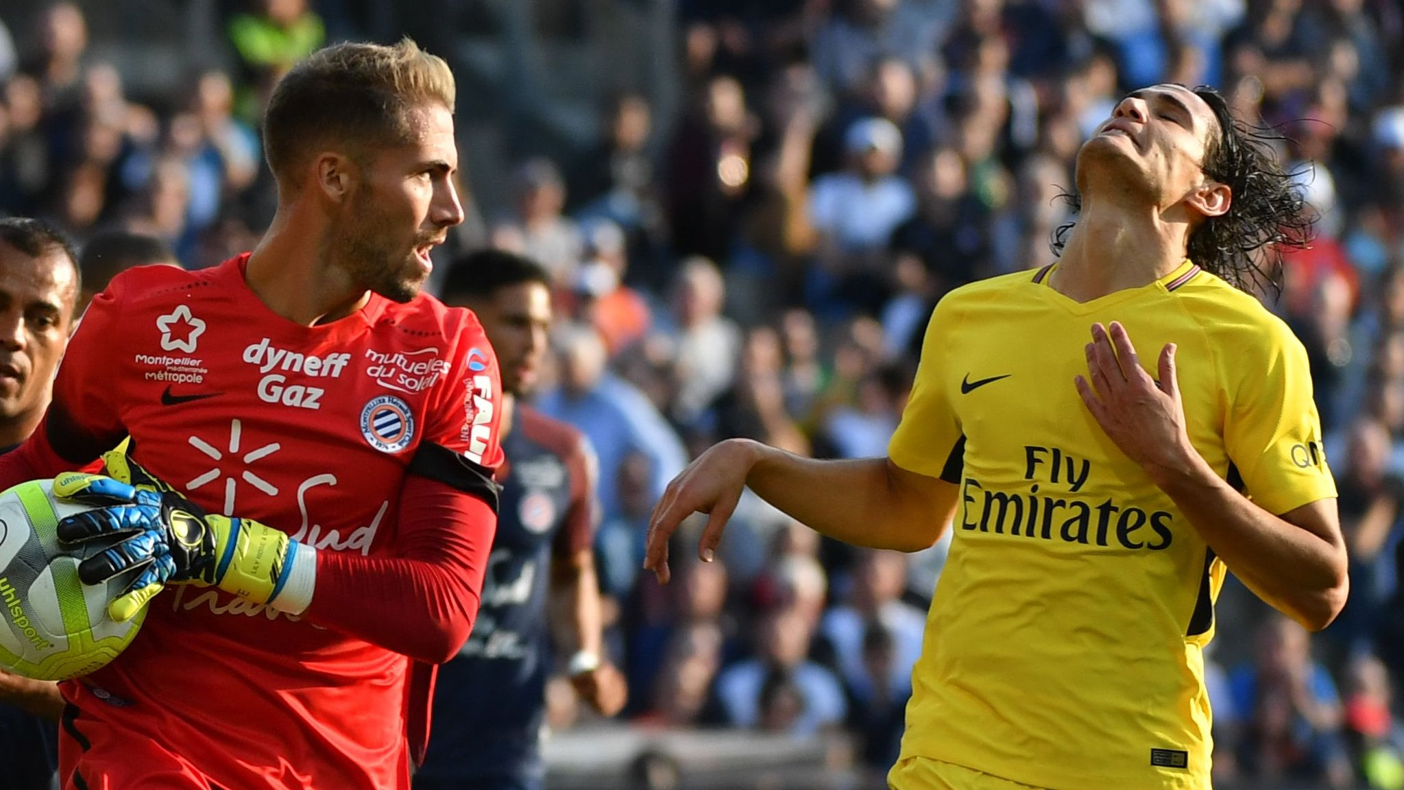 PSG miss Neymar in draw with Montpellier