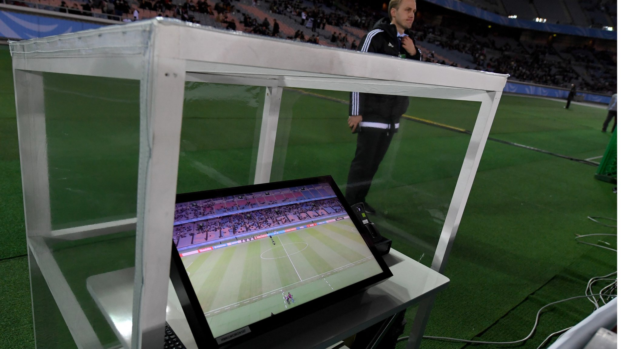 Video assistant referees could be used in EFL Cup next season