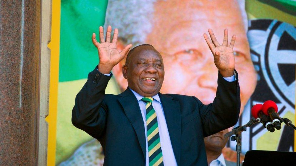 Олігарх очолив Південно-Африканську республіку