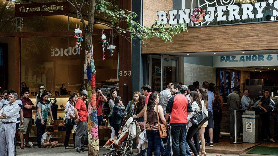 Ben & Jerry's fue la primera empresa B en Estados Unidos.