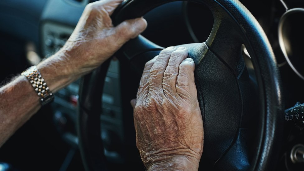 Older drivers: Is age a factor behind the wheel?