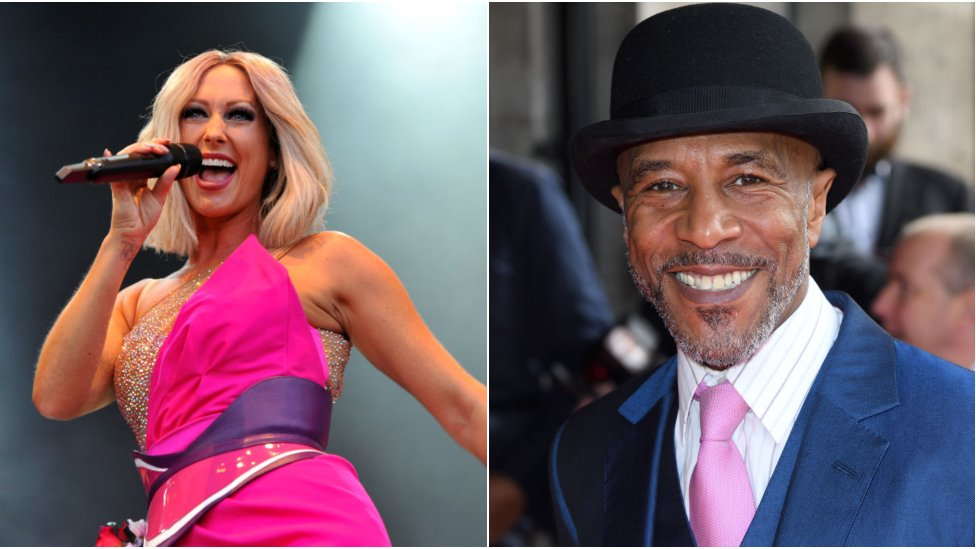 Strictly: Faye Tozer and Danny John-Jules join line-up