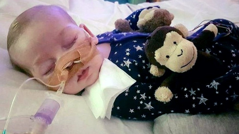 Charlie Gard parents end legal fight for 'beautiful' baby