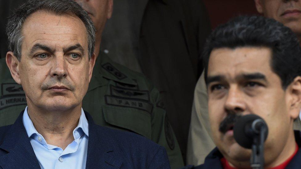 Francia anunció reunión entre el Gobierno y oposición venezolana este miércoles