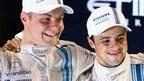 Bottas & Massa to stay at Williams