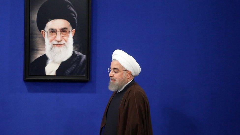 حسن روحاني د ایران ولسمشر شو خو ایا خپلې ژمنې به عملي کړي؟