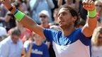 Nadal clinches Hamburg Open title