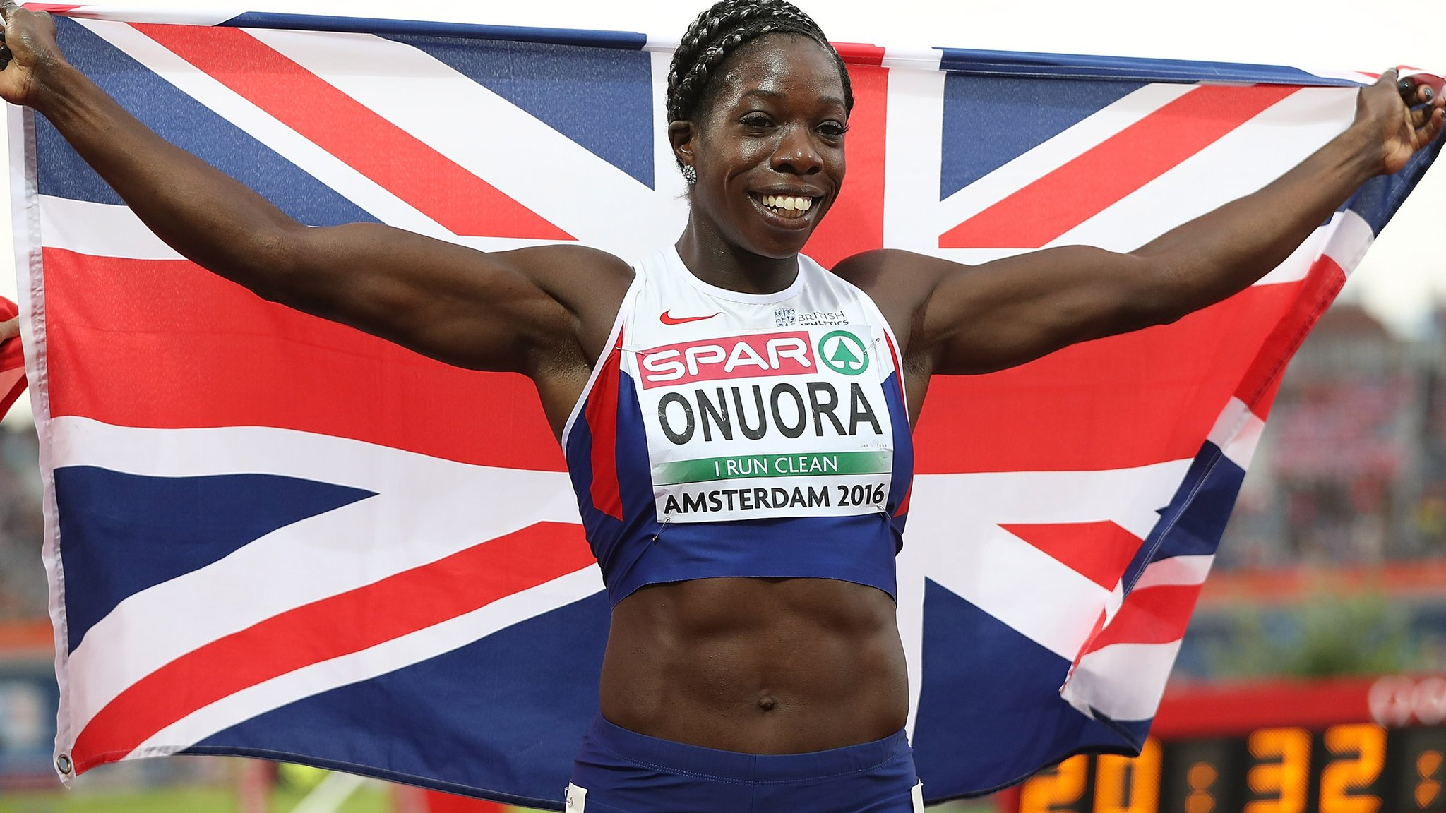 Anyika Onuora: Olympic medallist on body image confidence issues as a young athlete