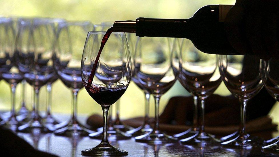 La industria vinícola es muy competitiva, según Amelia Morán Ceja.