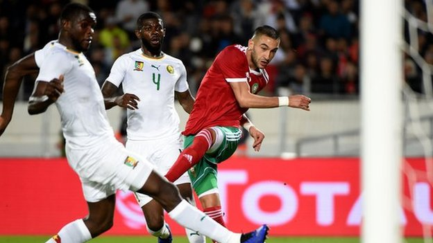 Qualified teams continue Nations Cup preparation with friendlies