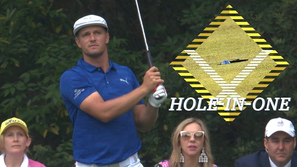 Masters 2019: Bryson DeChambeau & Justin Thomas hit holes-in-one at Augusta
