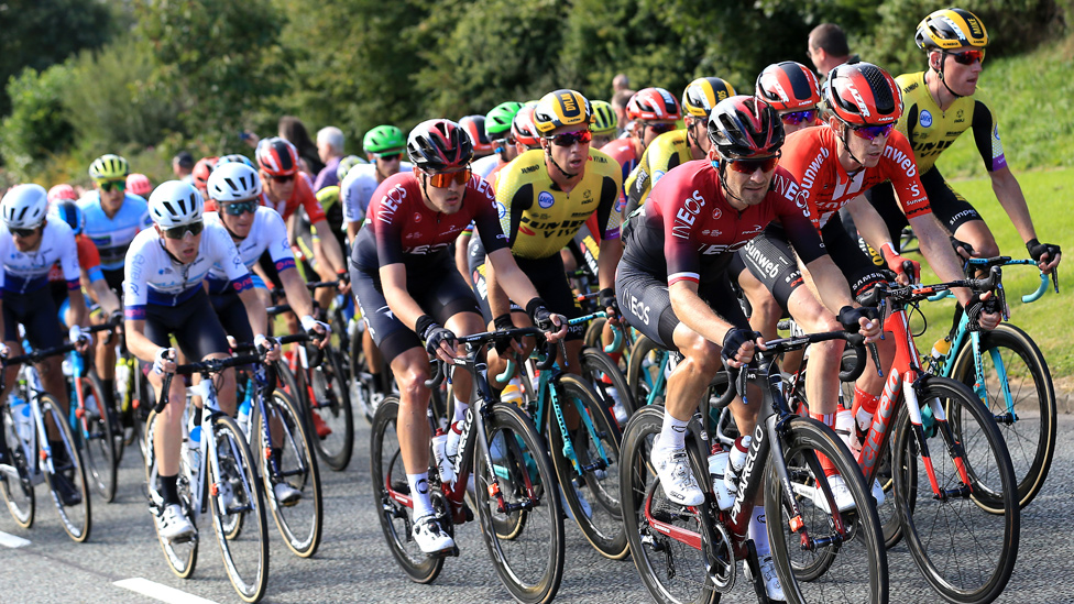 Tour of Britain: Live updates on stage seven