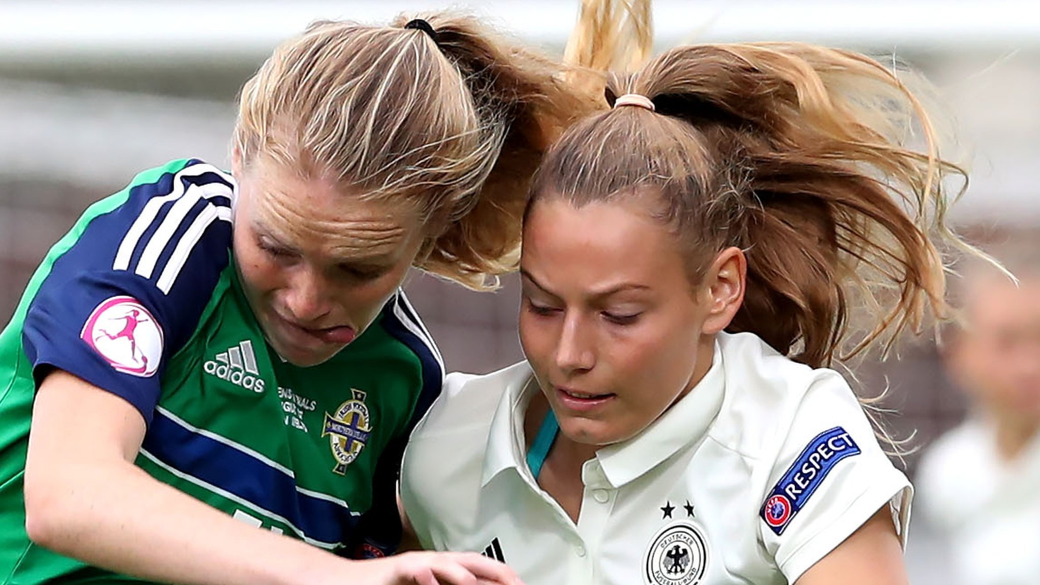 NI U19s out of home Euros after losing to Germany