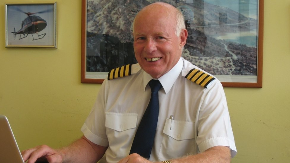 Waddesdon air crash: Helicopter instructor among victims